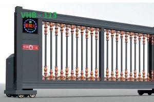 Cổng xếp tự động 113 VHB