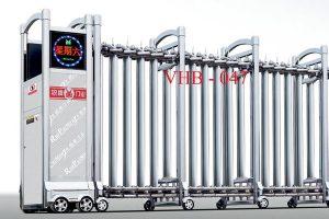 cổng xếp tự động VHB 047