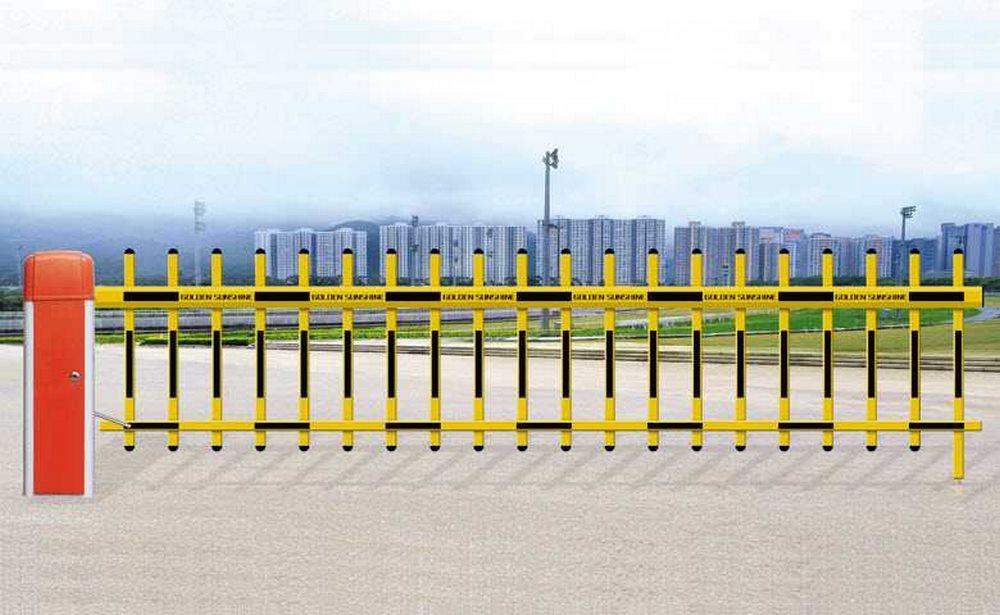 Mẫu barrier hàng rào
