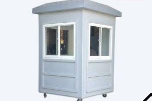 cabin bảo vệ di động