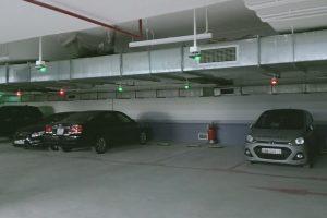 Hệ thống chỉ dẫn đỗ xe