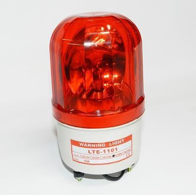 đèn quay LTE 1101 màu đỏ