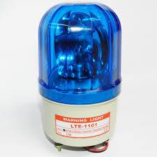Đèn quay lte1101 màu xanh