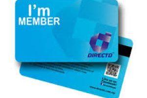 MEMBER CARD PVC - THẺ THÀNH VIÊN PVC VHB004