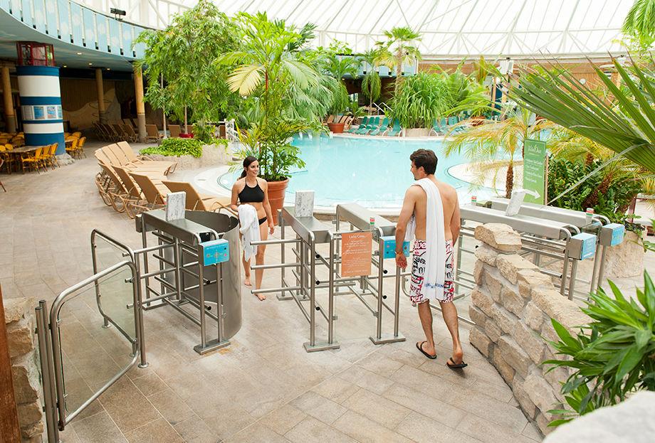 Hệ thống quản lý bể bơi