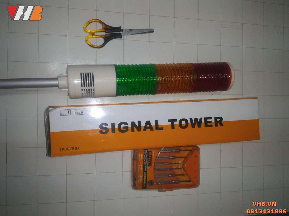 Đèn tháp 3 màu vhb
