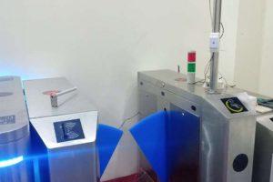 hệ thống kiểm tra thân nhiệt
