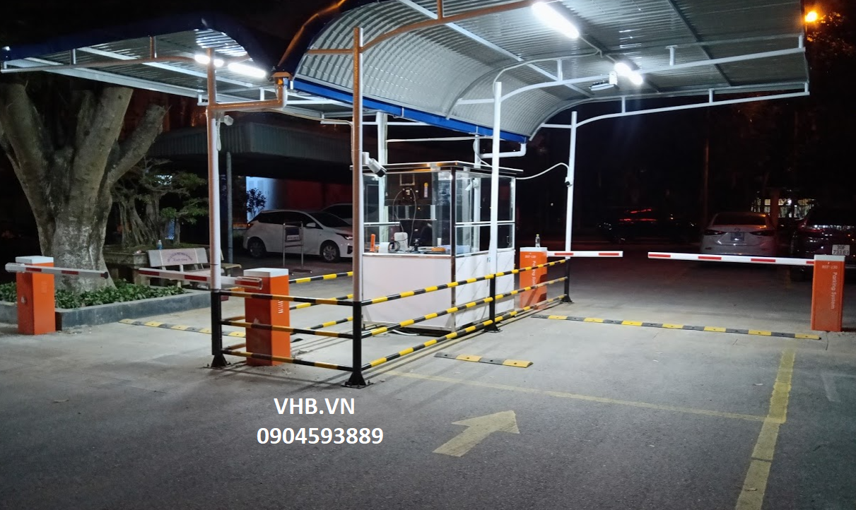 Nhà Bảo vệ di động cho hệ thống bãi xe
