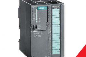 PLC Siemens S7-300, CPU 312C,10 DI/6 DO, 6ES7312-5BF04-0AB0