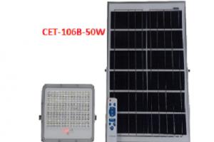 Đèn năng lượng mặt trời CET-106B-50W