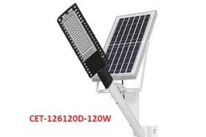 đen năng lượng mặt trời solar cet 126
