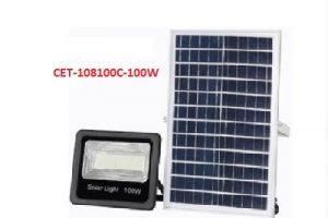Đèn pha năng lượng mặt trời solar CET-108100C-100w