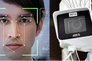 Hệ thống camera nhận diện khuôn mặt