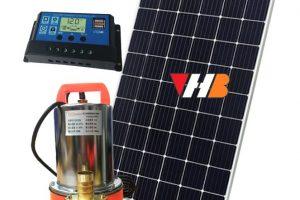 Máy bơm nước chạy pin mặt trời
